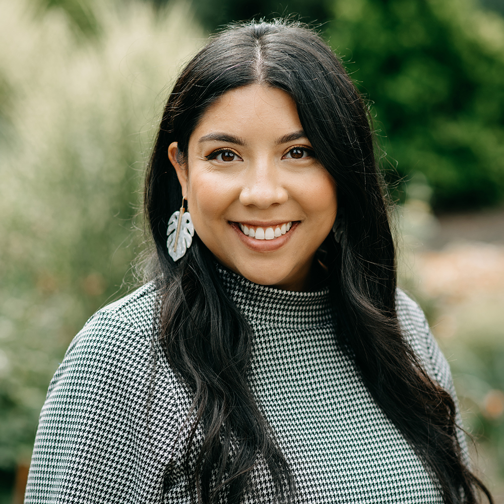 Diversity, equity, and inclusion manager, Kaila Alvarez